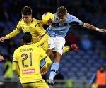 ITALY-ROME-FOOTBALL-SERIE A-LAZIO VS HELLAS VERONA