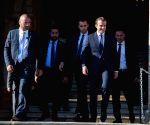 FRANCE LE TOUQUET LEGISLATIVE ELECTIONS SECOND ROUND MACRON