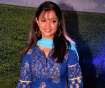 "Lead actress of Sony TV's new show ""Chittod Ki Rani Padmini Ka Johur"" at the launch of the show in Mumbai May 21."