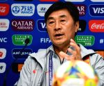 FRANCE-LE HAVRE-2019 FIFA WOMEN'S WORLD CUP-GROUP B-CHN-OFFICIAL PRESS CONFERENCE