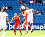 FRANCE-LE HAVRE-2019 FIFA WOMEN'S WORLD CUP-GROUP B-CHN VS ESP