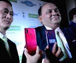 LEAGOO's smartphones launch - Kevin Liu, Maqsood Shaikh