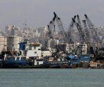 Lebanon complains to UN over oil spill