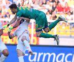 ITALY LECCE SOCCER SERIE A LECCE VS JUVENTUS
