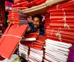 Ledger books being sold ahead of Bengali New Year