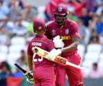 Collective batting effort helps Windies post 311/6 against Afghanistan