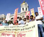 Left activists demand jobs
