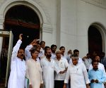 Left and Congress legislators walkout of WB Assembly