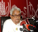 Biman Bose's press conference