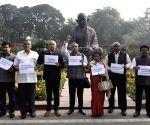 Left parties protest against CAB