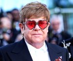 Elton John donates $1 million to HIV/Aids charity