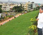 Hi-tech Chandragiri Park - inauguration