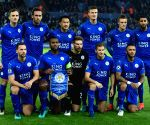 BRITAIN-LEICESTER-SOCCER-UEFA CHAMPIONS LEAGUE-LEICESTER CITY VS CLUB BRUGGE