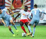 GERMANY LEIPZIG SOCCER UEFA UCL RB LEIPZIG VS AS MONACO