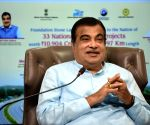 13 highways to be built in north Karnataka: Gadkari