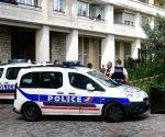 FRANCE PARIS LEVALLOIS PERRET CAR CRASH