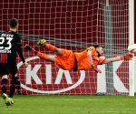 GERMANY-LEVERKUSEN-SOCCER-UEFA EUROPA LEAGUE-LEVERKUSEN VS KRASNODAR