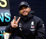 Hamilton beats Red Bull cars to secure pole
