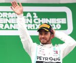 What a tricky day: Hamilton after taking pole in rainy Red Bull Ring