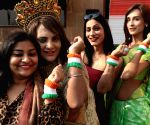 LGBT supporters celebrate Republic Day