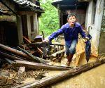 CHINA JIANGXI LICHUAN RAINSTORM