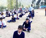Free Photo:  Life along the LoC: Cross-border shelling a constant with exam preparation for students