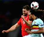 FRANCE LILLE SOCCER EURO 2016 QUARTERFINAL BELGIUM VS WALES