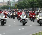 Patriotic Motorcycle Parade 2014
