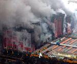 PERU LIMA ACCIDENT FIRE