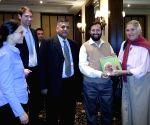 Lima (Peru): Prakash Javadekar at UN Climate Change Conference