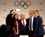 PERU LIMA IOC SESSION 2024 2028
