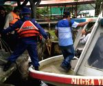 COSTA RICA LIMON ENVIRONMENT HURRICANE