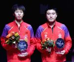 AUSTRIA LINZ TABLE TENNIS ITTF WORLD TOUR MEN'S DOUBLES FINAL