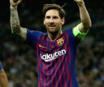 Messi outshines Dembele in 3-1 Barcelona win over Leganes