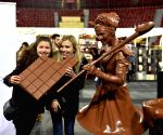 PORTUGAL LISBON CHOCOLATE FAIR