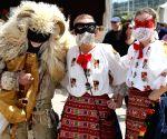 PORTUGAL LISBON IBERIAN MASK FESTIVAL