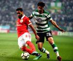 PORTUGAL LISBON SOCCER BENFICA VS SPORTING