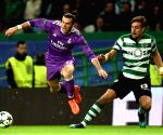 PORTUGAL-LISBON-SOCCER-UEFA CHAMPIONS LEAGUE-SPORTING CP VS REAL MADRID