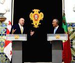 PORTUGAL LISBON GEORGIA PRESIDENT VISIT