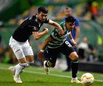 PORTUGAL-LISBON-FOOTBALL-EUROPA LEAGUE-SPORTING CP VS QARABAG FC