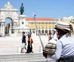 PORTUGAL LISBON HIGH TEMPERATURES