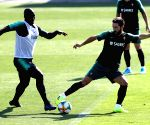 PORTUGAL LISBON FOOTBALL TRAINING