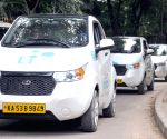 Lithium launches electric taxi service
