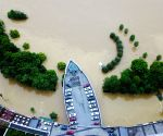 CHINA LIUZHOU FLOOD WATER LEVEL