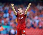 Henderson to miss Liverpool's remaining four games: Klopp
