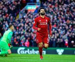 BRITAIN-LIVERPOOL-FOOTBALL-ENGLISH PREMIER LEAGUE-LIVERPOOL VS BOURNEMOUTH
