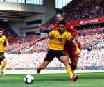 BRITAIN-LIVERPOOL-FOOTBALL-ENGLISH PREMIER LEAGUE-LIVERPOOL VS WOLVERHAMPTON WANDERERS