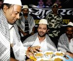 Chirag Paswan celebrates Eid-ul-Fitr