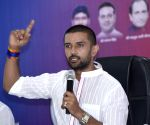 Ousted as LJP chief, Chirag convenes parallel executive to expel 5 rebel MPs