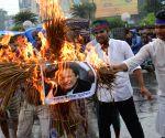LJP protest against Nawaz Sharif